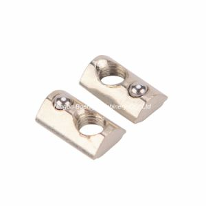 Aluminum Profile 2020 Series M4 Half Round Nut pictures & photos
