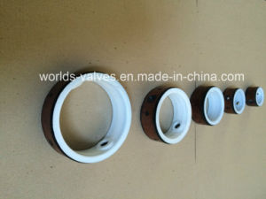 Concentric Wafer/Lug/Flange Butterfly Valve with Renewable Rubber Seal pictures & photos