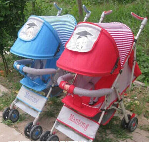 Popular Baby Stroller Long Seat Can Sleep