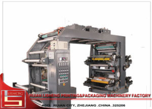 4 Color High Speed Kraft Paper Flexo Printing Machine pictures & photos