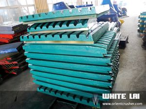 Jaw Crusher Parts pictures & photos