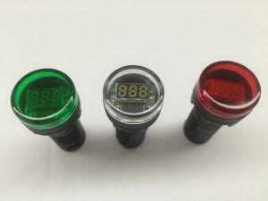 Mini Digital Voltage Display AC60-440V Indicator (LAD16-DZ) pictures & photos