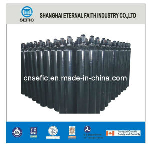 40L Industrial Used High Pressure Seamless Steel Cylinder pictures & photos