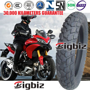 Cheap High Quality 90/90-18 4.10-18 Motorcycle Tire and Tube for South America Market pictures & photos