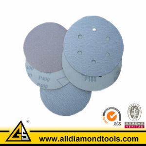 Psa Abrasive Sanding Disc Abrasive Tools pictures & photos