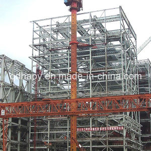 High Quality Multi Storey Steel Structure Building pictures & photos