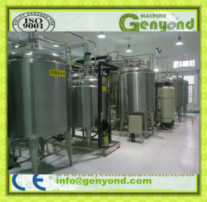 Complete Clear Apple Juice Process Plant pictures & photos