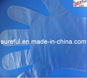 Biodegradable Plastic Disposable Gloves pictures & photos