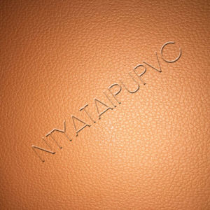 PVC Synthetic Leather for Auto Seats Upholstery Bag Shoes pictures & photos