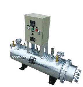 Steel Jacket Water Heating Unit
