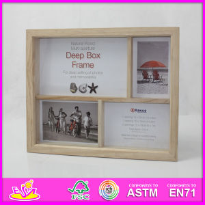 2014 Hot Sale New High Quality (W09A012) En71 Light Classic Fashion Picture Photo Frames, Photo Picture Art Frame, Home Decortion Frame pictures & photos