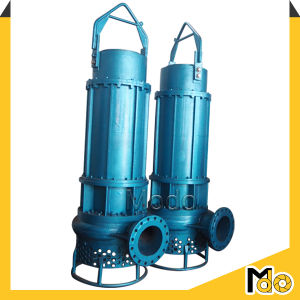 River Sand Suction Submersibel Pump with Vessel pictures & photos