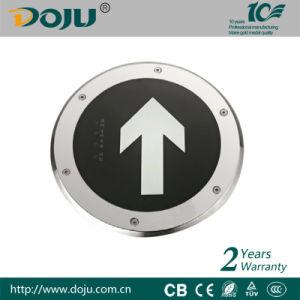 DJ-01M IP 65 2W LED Emergency Underground Buried Light with CE