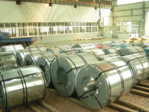 High Quality 0.135mm-0.8mm Hot Dipped/ Hot DIP Galvanized Steel Coil pictures & photos