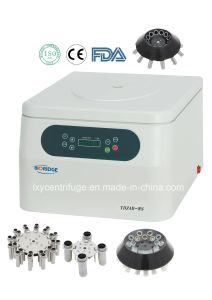 Tabletop Laboratory Low Speed Centrifuge (TDZ4B-WS) pictures & photos