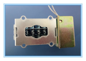 Russia Type Electricity Meter Register, Counter for Both Single and Three Phase Meter Counter pictures & photos