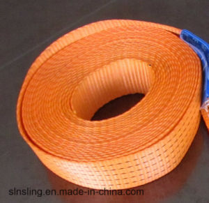 Cargo Strap with Double Hooks and Safety Factor 7: 1 Sln Ce GS pictures & photos