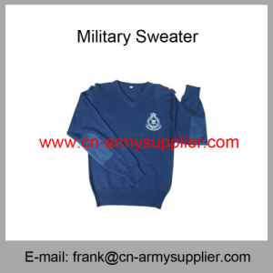 Army Jumper-Police Cardigan-Tactical Jersey-Security Pullover-Military Sweater pictures & photos