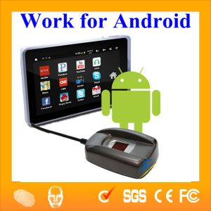 China Android Tablet PC Fingerprint Reader, Biometric ...