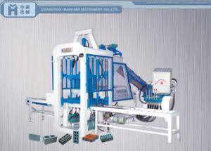 Semi-Automatic Concrete Block Making Machine Qt-3-20