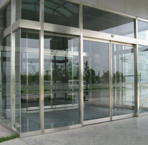Automatic Sliding Doors with CE, SGS, ISO (DS100) pictures & photos