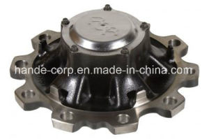 Ror 10t / 12t /14t Casting Wheel Hub pictures & photos