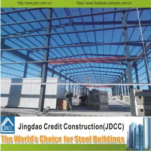 Popular Prefab Steel Structure Shed pictures & photos