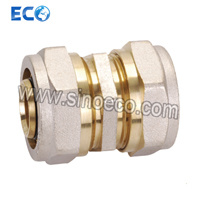 Brass Pex-Al-Pex Pipe Fitting Straight Union Fitting pictures & photos