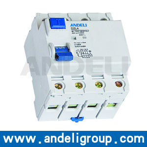 4 Pole RCCB and RCBO Residual Current Circuit Breaker (DZL4) pictures & photos