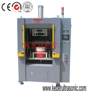 Dust Barrel Welding Machine