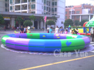 Large Round Inflatable Adult Family Pool, Inflatable Swimming Pools pictures & photos