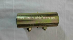 Pressed Inner Joint Coupler for Tube and Clamp Scaffolding pictures & photos