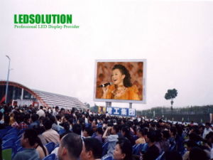P20 Full Color Outdoor LED Display (LS-O-P20) pictures & photos