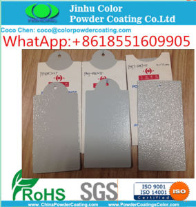 Electrostatic Spray Shagreen Texture Powder Coating pictures & photos