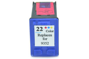 Cheap C9352an/ #22 Refillable Ink Cartridge for HP Printers pictures & photos