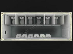Container toilet/portable toilet/mobile toilet pictures & photos