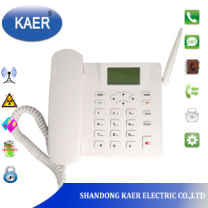 Dual SIM GSM Fixed Wireless Phone (KT1000-181) pictures & photos