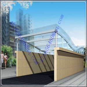 Conveyor Belt Hood / Polycarbonate Solid Sheet Shield pictures & photos