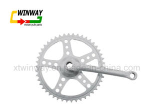 Bicycle Chainwheel Crank, Good Quality for 46t Bike pictures & photos