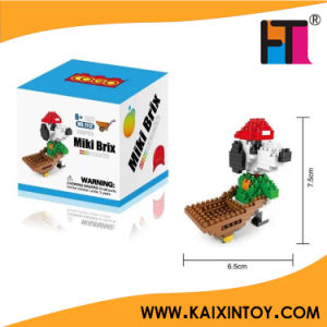 Mini Qute 3D Kids Diamond Building Block Plastic Nano Block Educational Toy pictures & photos