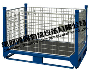 Galvanized Wire Mesh Container (SWK8020) pictures & photos