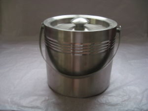 Stainless Steel Ice Bucket - 11 pictures & photos