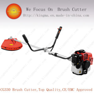 32.6cc High Quality Side-Attached Cg260 Brush Cutter with 1e36f pictures & photos