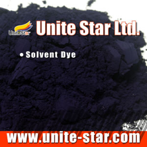 Solvent Dye (Solvent Blue 122) with Good Miscibility to ABS pictures & photos