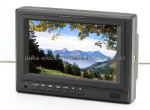 "7"" LCD Monitor with HDMI Input for Professional Video Camera pictures & photos"