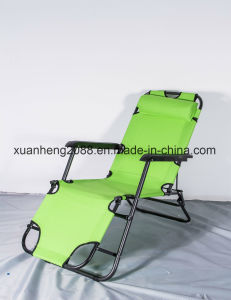 Hot Sale Logo Printed Cheap Folding Beach Chairs pictures & photos