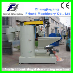 Hot Sale China Made Plastic Granulation Line Vertical Centrifugal Drying Machine with CE pictures & photos