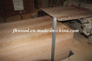 Embossed Larch Plywood for Furniture and Flooring pictures & photos