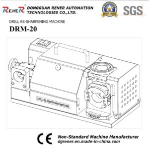 High-Speeed Universal DRM-20 Drill Re-Sharpening Machine pictures & photos