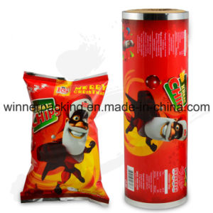 Laminated Packing Aluminium Foil Plastic Bag for Food